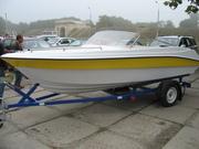 Продам новую моторную лодку