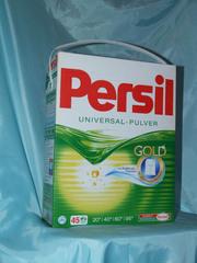Отличный стиральный порошок Ariel и Persil из Германии