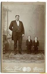 Фотографии,  открытки людей городов до 1917 года