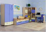 Детская мебель в ассортименте - двухъярусные кровати