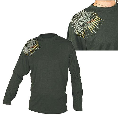 футболка с длинным рукавом xxxl-ац3