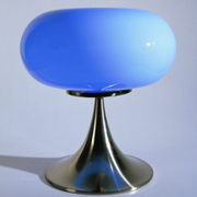 Лампа Голубая