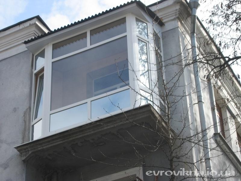Балкон серии французский фото. - двери окна балконы - катало.