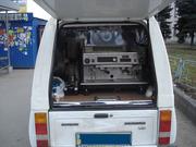 Кофейня на колесах (мобільна кав'ярня)