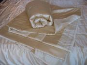Купить недорого шелковое одеяло,  шелковое покрывало в Киеве