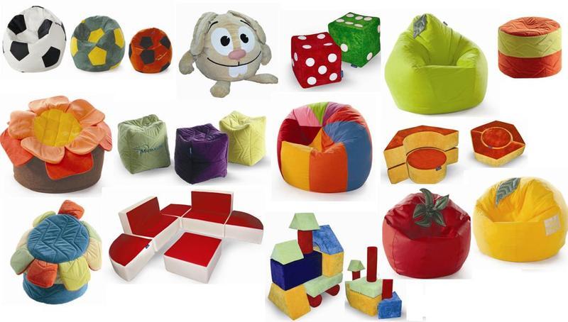 Мягкая мебель в детскую комнату