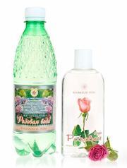 Натуральная Розовая вода