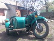 Продам мотоцыкл ИМЗ Урал м-67