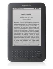 Продам Amazon Kindle 3 Wi-Fi