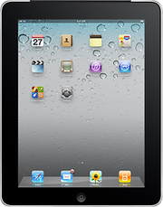 iPad 16Gb Wi-Fi (new,  jailbroken) with cover
