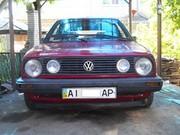 Volkswagen Golf 2 GTD 1.6 TD 1986 г.