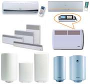 Климатическая техника (прямые поставки). Кондиционеры,  конвектор,  водо