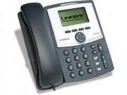 VoIP телефон Linksys spa-921,  spa-922
