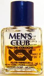 Редкая миниатюра Men`s Club/Helena Rubinstein