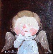 Продам картину Евгении Гапчинской