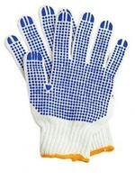 Перчатки хб с пвх,  рукавицы рабочие и перчатки продажа