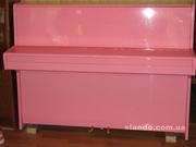Ваш ребенок мечтает о пианино? Подарите мечту! Розовое пианино Циммерм