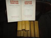Толстой Алексей Николаевич. Собрание сочинений в 10-ти томах,  1958 год