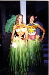 гавайские лейсы для вечеринок