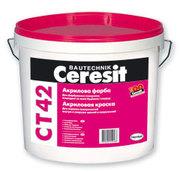 Краски Ceresit CT 42   CT 48   Киев