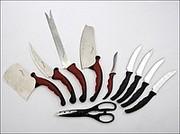 Контр Про (Contour Pro Knives) – набор кухонных ножей.