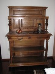 Реставрация,  ремонт антикварной и современной мебели.  Профессионально.