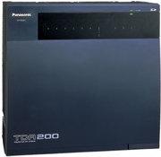 б/у мини атс Panasonic TDA 200(базовый блок)
