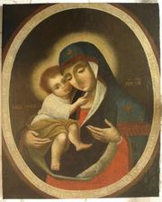 Реставрация и оценка икон и картин