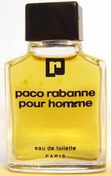 Миниатюра Paco Rabanne HOMME