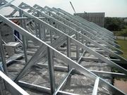 Строительство крыши и мансарды. Строительство надстроек и пристроек.