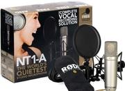 Микрофон Rode NT1-A купить цена 7700