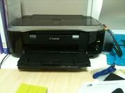 Продам Canon PIXMA iP3600+СНПЧ