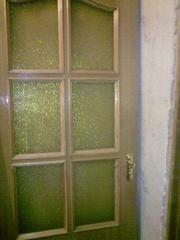 двери. кухня