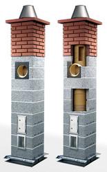 Высокоефективные дымоходы с гарантией качества. НИЗКИЕ ЦЕНЫ. Доставка