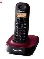 Продаётся новый радиотелефон Panasonic KX-TG1401UAL Claret