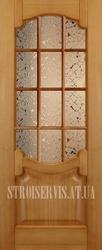 Купить межкомнатные двери из массива дерева Терминус Киев цена