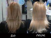 Лечение волос крио-лазеротерапией от выпадения,  облысения и т.п.Японская реконструкция,  Ламинирование ВОЛОС. 050-355-86-45