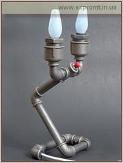 Необычные дизайнерские лампы