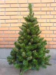 Продам красивую новогоднюю елку