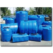 Пластиковые емкости и баки для пищевых продуктов,  воды,  топлива и хими