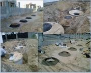 Септик для частного дома канализация загородного дома