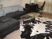 Продам ковер,  коврик,  натуральная кожа коровы