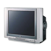 Телевизор Lg flatron Ct-29Q91RB(100Гц) + в подарок тумбочка + стойки д