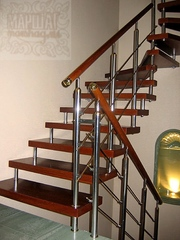 Лестницы для домов, дач, котеджей.