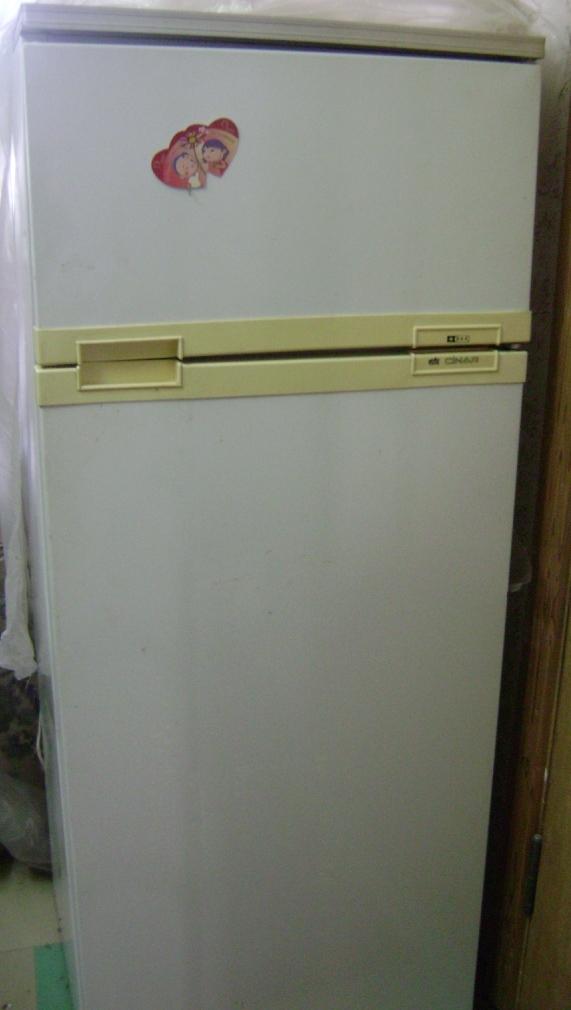 холодильник, Чинар, б/у.