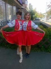 Украиские костюмы,  вышиванки