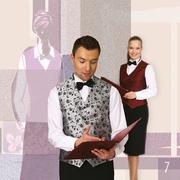 Форма для официантов,  жилетки,  сорочки,  спецодежда