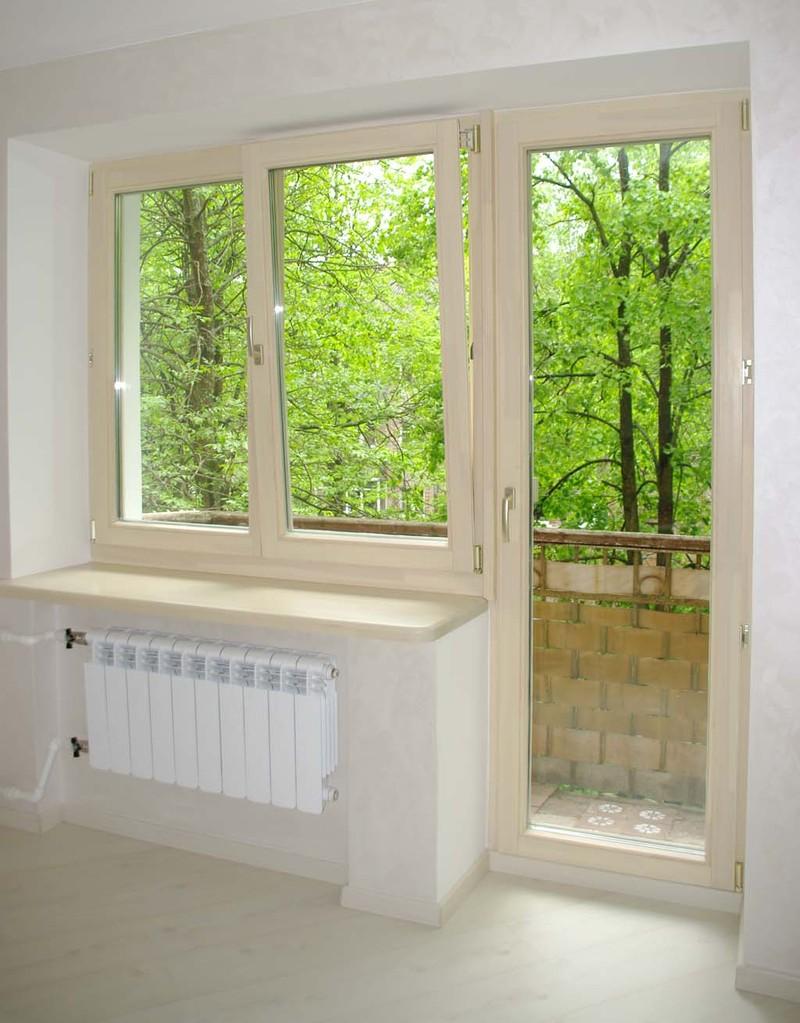 Какие окна выбрать деревянные или пластиковые: видео и фото .