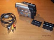 Продам видеокамеру Samsung VP-DC 161 DVD