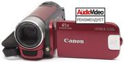 Продам Canon LEGRIA FS306е Red